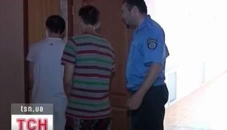 Похищение детей в Мариуполе