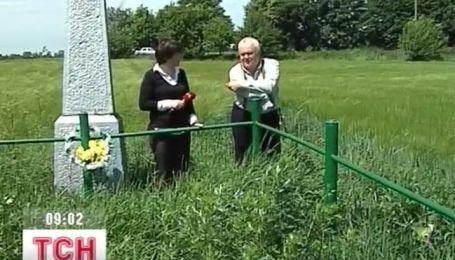 На Винничине вместе с земельным паем приватизировали памятник