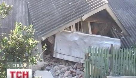 В доме в Ивано-Франковске сегодня утром взорвался газ
