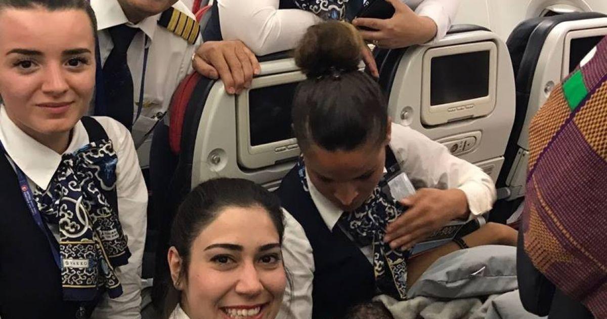 © Turkish Airlines / Facebook