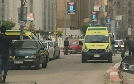 В Египте в церкви прогремел взрыв: 25 человек погибло, более полсотни ранены