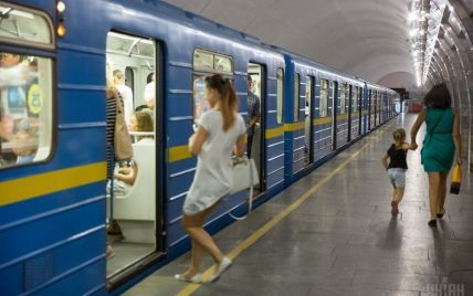 В Киеве могут сегодня ограничить вход на три центральные станции метро