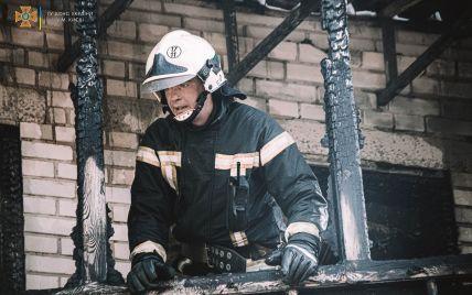 В ГСЧС объяснили, откуда взялся сильный дым у киевского ТЦ