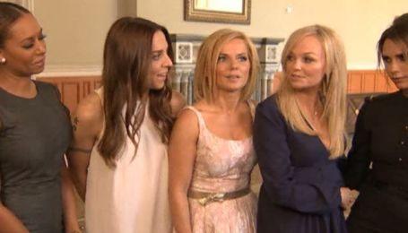 Учасниці Spice Girls знову зібралися разом