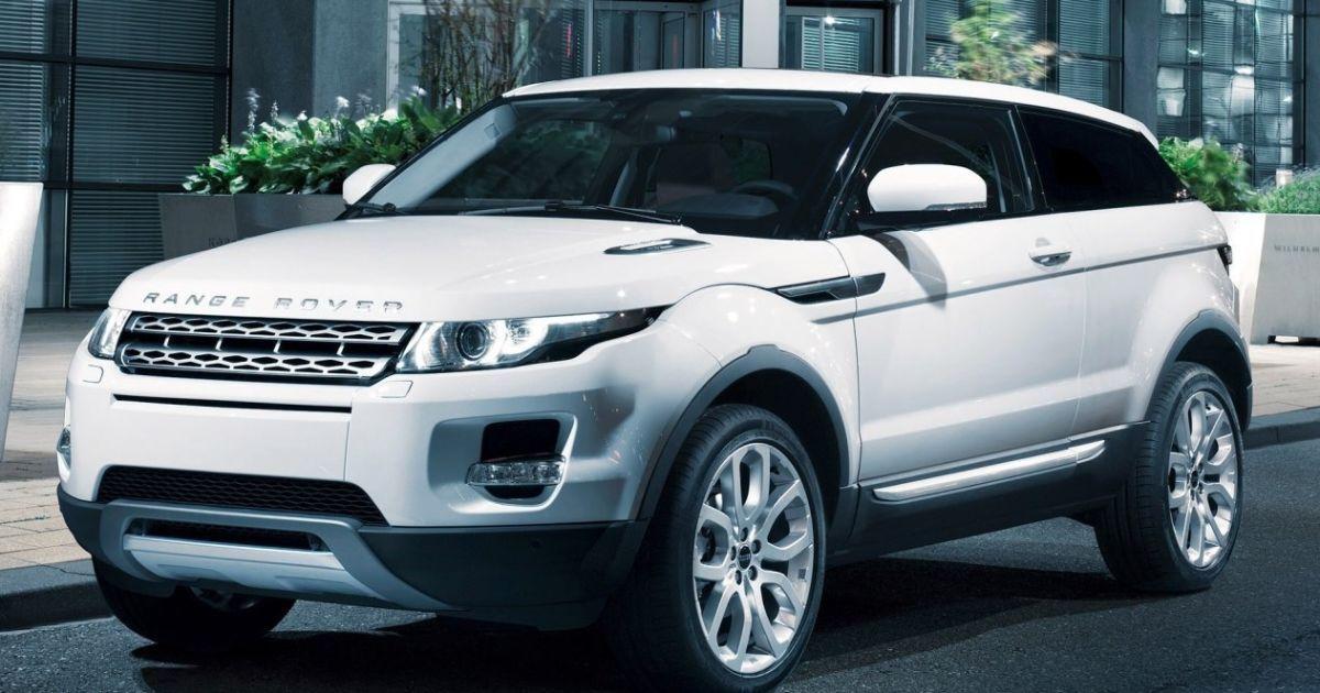 range rover evoque r quot паркетник quot с повадками спорткара авто новости tch ua