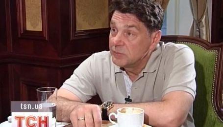 Сергей Маковецкий дал эксклюзивное интервью ТСН-Особливе