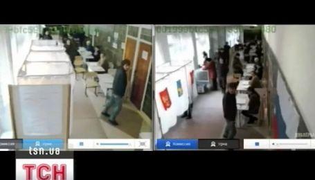 Миллиард гривен выделят на оснащение видеокамерами 32 тыс. избирательных участков