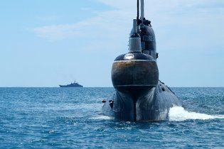 """Російські агресори захопили єдиний український підводний човен """"Запоріжжя"""""""