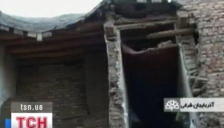 В Иране подсчитывают потери после двух мощных подземных толчков