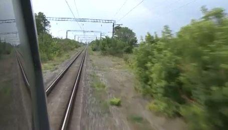 Первый украинский скоростной поезд успешно сдал экзамен