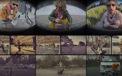 Музыкальная группа создала клип из записей видеокамер с десятков Tesla
