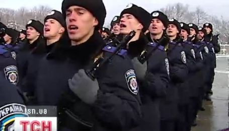 У Києві пройшла наймасовіша присяга