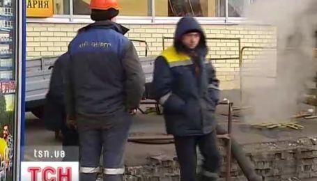 У столиці від теплопостачання відімкнули близько п'яти сотень будинків
