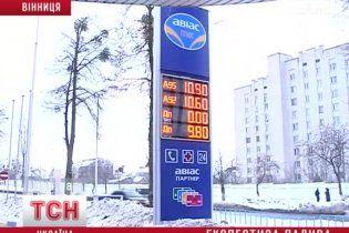 Налоговики по всей Украине развернули войну против дешевого бензина