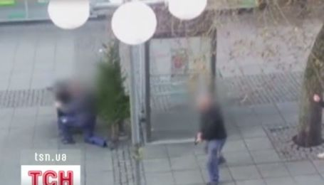В Стокгольме полиция открыла огонь по нападавшим на ювелирный магазин