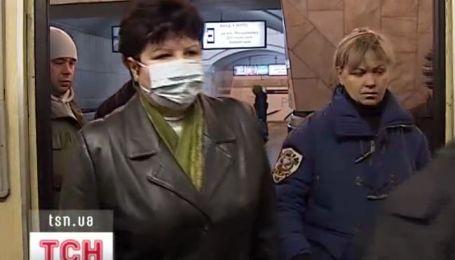У Києві зафіксували перший цього року випадок свинячого грипу