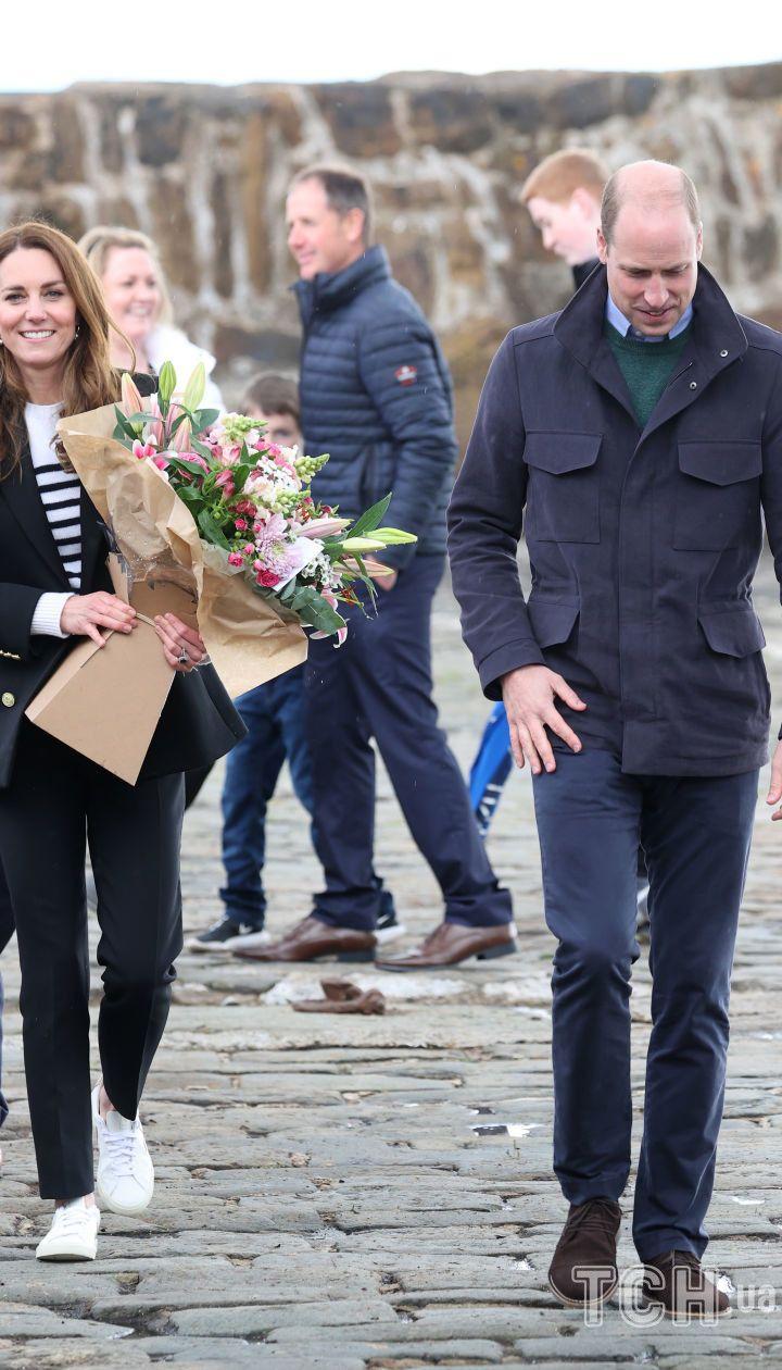 Герцогиня Кембриджська та принц Вільям / © Getty Images