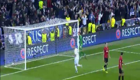 Реал - Манчестер Юнайтед - 1:1. Гол Роналду