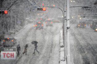 Українцям пообіцяли зиму до квітня та неймовірну кількість снігу
