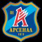 Эмблема ФК «Арсенал Київ»
