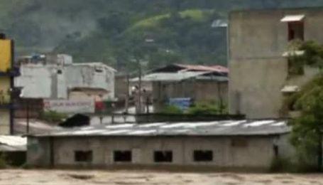 В результате наводнения в Перу начали гибнуть люди