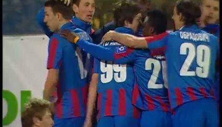 Арсенал - Таврия - 1:0. Богданов
