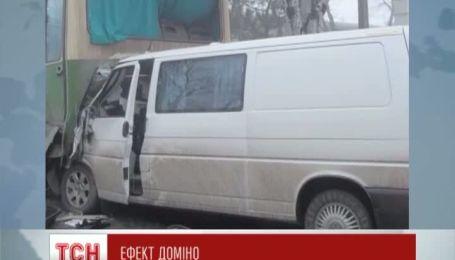В Одессе произошло ужасное ДТП