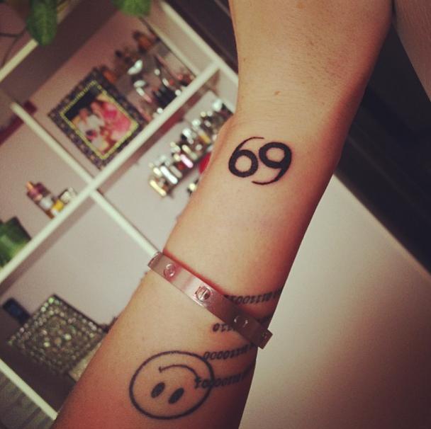 Цена татуировки на руку в Москве - сделать татуировку на