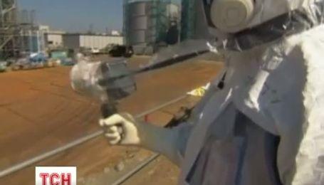 На Фукусімі недорахували 120 тонн зараженої води
