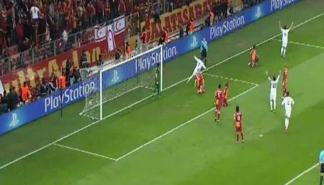 Галатасарай - Реал - 0:1. Роналду