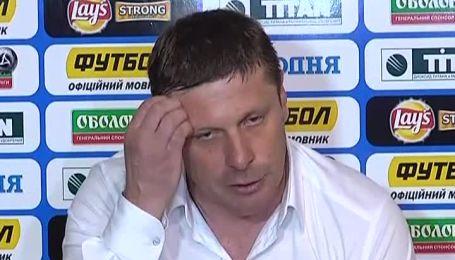 Лужный - о победе над Динамо