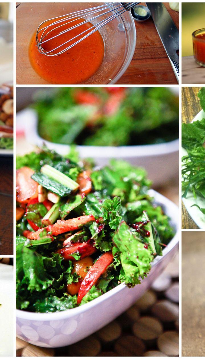 чем заправить салат при диете