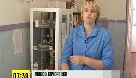 Украинцы страдают от комаров