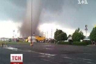 Українцям порадили готуватися до руйнівних торнадо, як у Оклахомі
