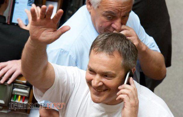 Колесніченко вразив новим кольором волосся