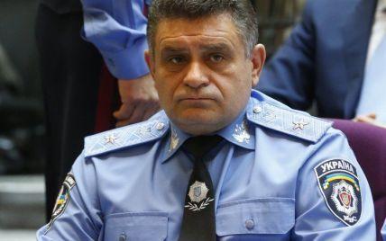 Уволенный начальник киевской полиции ожидает повышения