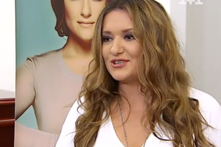 Наталя Могилевська вже на другому місяці вагітності – ЗМІ