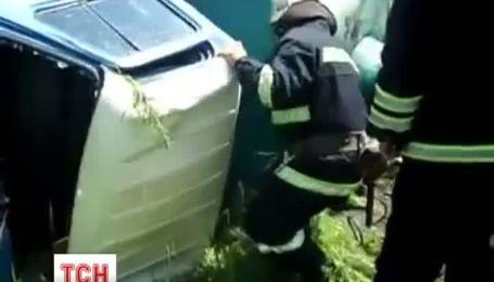 На Черкащині у Золотоніському районі мало не вибухнув бензовоз