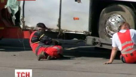 У Німеччині розбився автобус з дітьми
