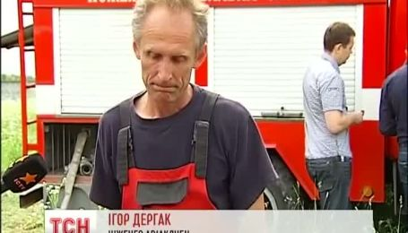 Неподалік Києва розбився літак