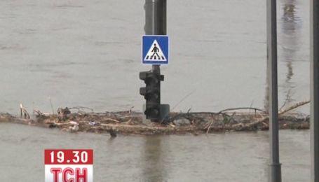 Рівень води в річках Угорщини досяг історичного максимуму