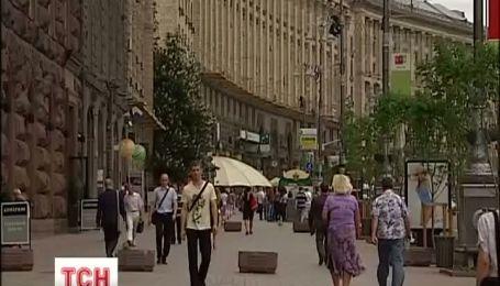 Украина ожидает паводок