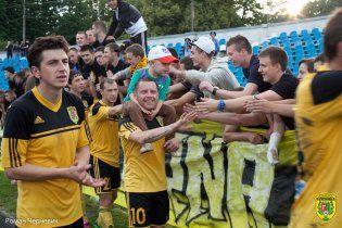 """""""Буковина"""" погодилася грати в Прем'єр-лізі"""