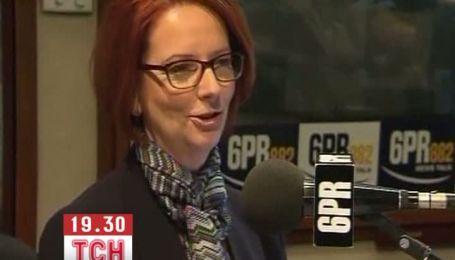 Австралийский радио-диджей достал премьера страны вопросом о ориентации ее любовника