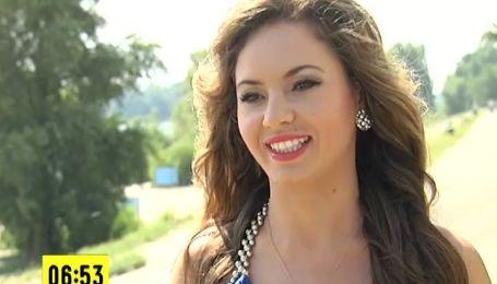 Украину с благотворительной акцией посетила Мисс украинская диаспора США