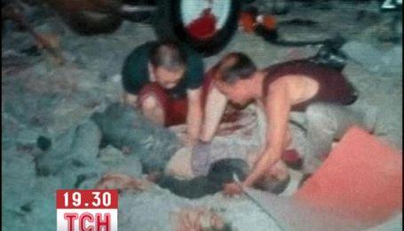 В Китае взорвался ресторан: ранены сотни людей
