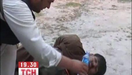 В Афганистане пойман живой террорист-смертник