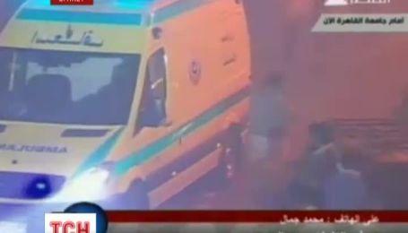 У сутичці між противниками та прихильниками президента Єгипту загинуло 16 людей