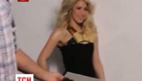 Шакира показала свои формы в новой фотосессии