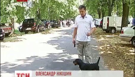 У Києві пройшла виставка мисливських собак